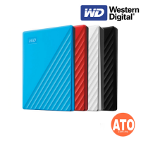 "WD My Passport 2.5"" USB3.0 1TB Portable Hardisc"