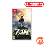 The Legend of Zelda - Breath of the Wild for Nintendo Switch