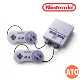 Super Nintendo Entertainment System (SNES)- Classic Edition