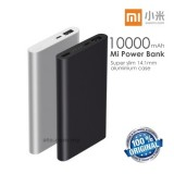 Xiaomi Power Bank 10000mAh 2 (ORIGINAL) (Black | Silver)