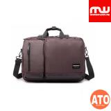 Boomwave BWP-CS003 3 Way Carry Convertible Series Business 15'' Laptop Bag (Brown)