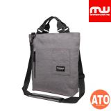 Boomwave BWP-LS04GRY Light Series 14'' Laptop Bag (Grey)