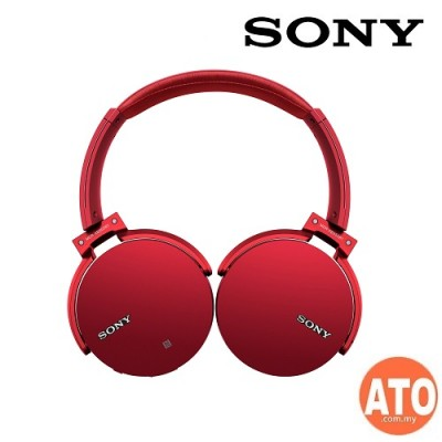 Sony XB950B1 EXTRA BASS™ Wireless Headphones (Red| Blue| Black)