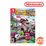 Splatoon 2 Starter Edition for Nintendo Switch