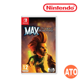 **PRE-ORDER** Max: The Curse of Brotherhood for Nintendo Switch (EU)
