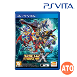 Super Robot War X for PS Vita (R3) Chinese Version