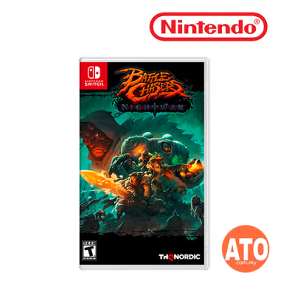 **PRE-ORDER**Battle Chasers: Nightwar for Nintendo Switch
