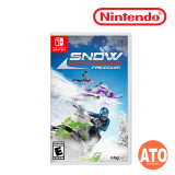 **PRE-ORDER**Snow Moto Racing Freedom for Nintendo Switch