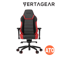 Vertagear P-Line PL6000 Gaming Chair Black Red Edition