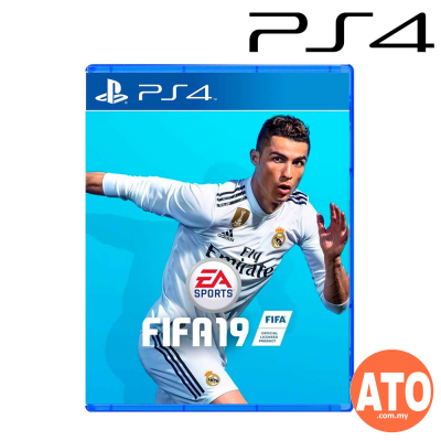 FIFA 19 Standard Edition for PS4 (R3) ENG/CHI