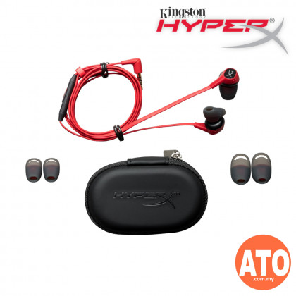 HyperX Cloud Earbuds Compatible with Nintendo Switch