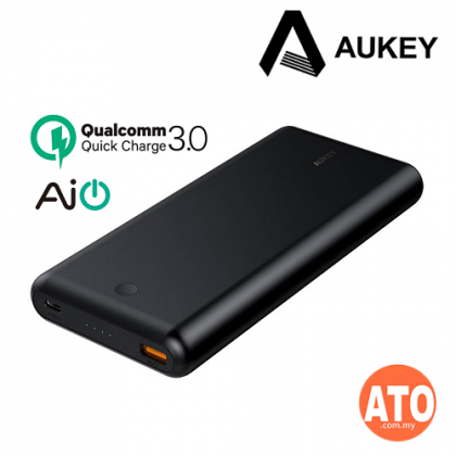 Aukey PB-XD26 26800mAh Qualcomm 3.0 Power Bank (Support Nintendo Switch) *18 Months Warranty*