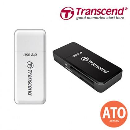 Transcend RDP5 SD / microSD Card Reader USB 2.0