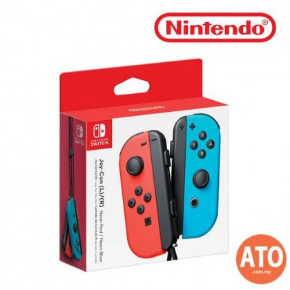 Nintendo Switch Joycon (Grey | Neon | Yellow | PinkGreen | Red | BlueYellow | PurpleOrange)