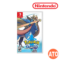 Pokemon Sword for Nintendo Switch (EU-ENG/CHI)