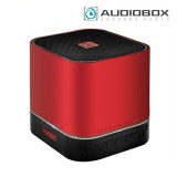 Audiobox P3500 BTMI Portable Speaker (Blue  Gold  Red  Silver)