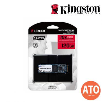Kingston A400 M.2 SATA 120GB