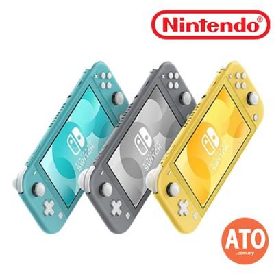 Nintendo Switch Lite Console (Import Set)