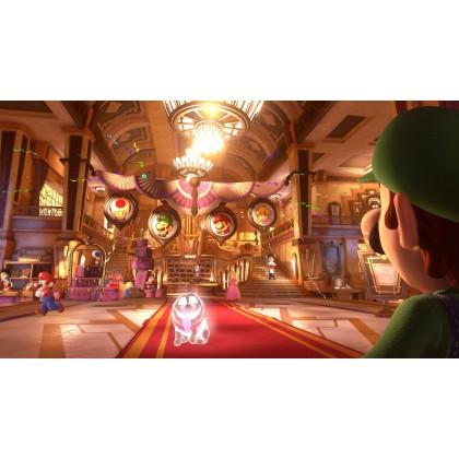 Luigi's Mansion 3 for Nintendo Switch (ENG/CHI)