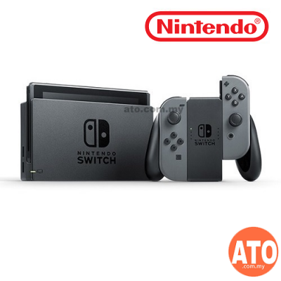Nintendo Switch Console with Battery Enhanced (Maxsoft Set) *Free HyperX Cloud Earbuds + Tempered Glass*