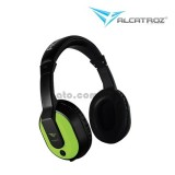 Alcatroz Airwave 300 Headset  (Blue| Green| Grey| Orange| Red)