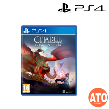 Citadel: Forged with Fire for PS4 (R3-T.CHI/ENG)