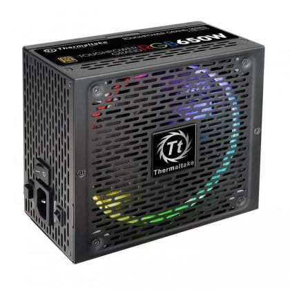 Thermaltake Toughpower Grand RGB 650W Gold (RGB Sync Edition)