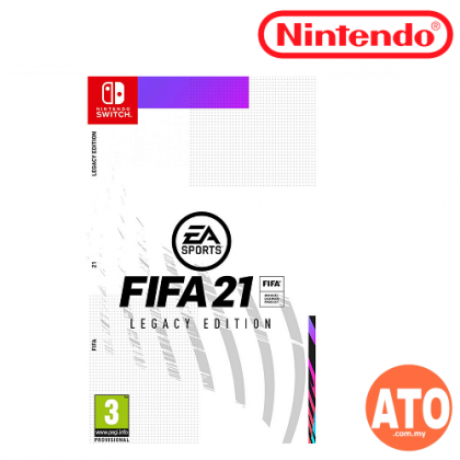 FIFA 2021 Legacy Edition for Nintendo Switch (EU)