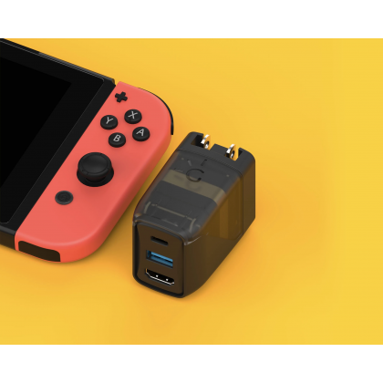 Genki Covert Dock - A Tactical Stealth Dock for The Nintendo Switch
