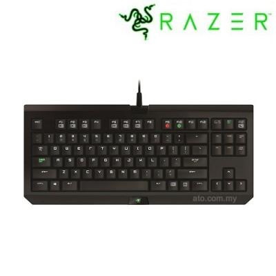 Razer Blackwidow Tournament 2014 Stealth Mechanical Gaming Keyboard