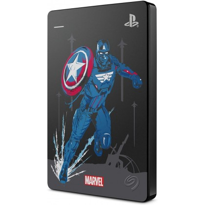 Seagate Game Drive for Playstation 4/5 (2TB) Marvel Avengers Limited Edition