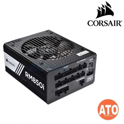 CORSAIR RMi Series™ RM750i x750 | RM850i x850 | RM1000i x1000 Watt 80 PLUS® Gold Certified Fully Modular PSU (ICUE Supported)