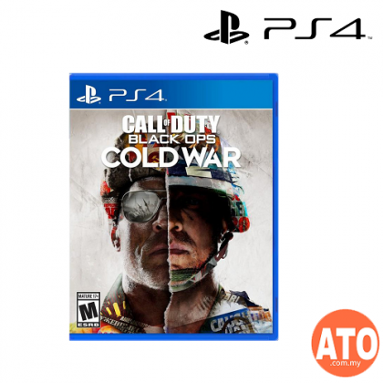 Call of Duty Black Ops Cold War for PS4(ENG/CHI)
