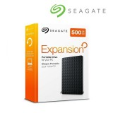 Seagate Expansion Portable Drive (500GB | 1TB) 3-yrs Limited Warranty