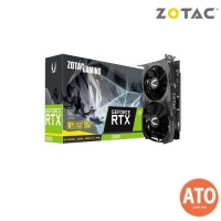 ZOTAC GAMING GeForce RTX 2060 TWIN FAN + 6GB GDDR6 Graphic Card