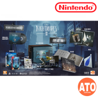 **PRE-ORDER**Little Nightmares II小小夢魘 2 [Limited Edition限定版] for Nintendo Switch(CHI中文版)**ETA FEB 10, 2021**DEPOSIT RM100