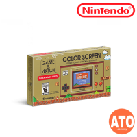 **PRE-ORDER**Game & Watch: Super Mario Bros.**ETA NOV 13**DEPOSIT RM100**T&C Apply