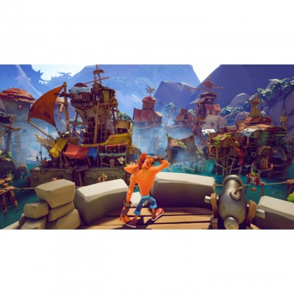Crash Bandicoot 4: It's About Time for PS4 (R3-ENG)