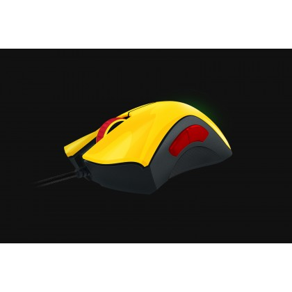 Razer DeathAdder Essential and Goliathus Speed Pikachu Limited Edition