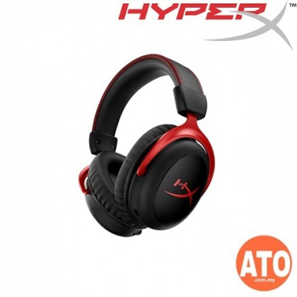 **PRE-ORDER** HyperX Cloud II Wireless *Deposit RM100* ETA November 2020