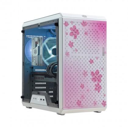 Cooler Master MasterBox Q500L Sakura Cherry Blossom Edition