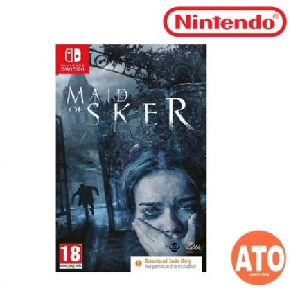 Maid of Sker for Nintendo Switch (EU-ENG) *Download Code Only, No Game Card is Included*