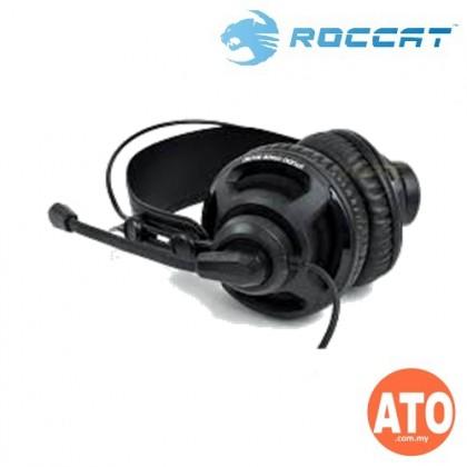 Roccat Renga Boost Studio Grade Over-Ear Stereo Gaming Headset