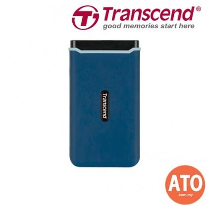 TRANSCEND ESD370C Portable SSD USB 3.1 Gen 2 USB Type-C (500GB | 1TB)