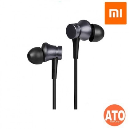 Xiaomi In Ear Headphones Basics (Black)
