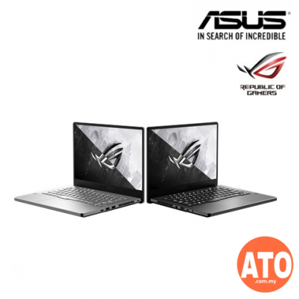 "Asus ROG Zephyrus G14 GA401Q-MK2164TS / GA401Q-MK2237T (R9-5900HS/Windows 10 Home/8GB*2 DDR4/PCIE NVME 1TB M.2 SSD/RTX 3060 6GB/14"" WQHD 120Hz IPS, DCI-P3 100% , Pantone Validated with Adaptive Sync)"