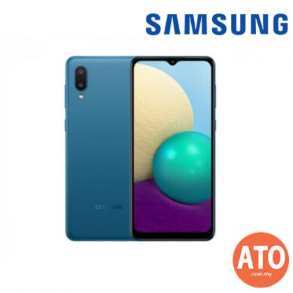 SAMSUNG Galaxy A02 3GB+32GB (Black/Blue/Grey)