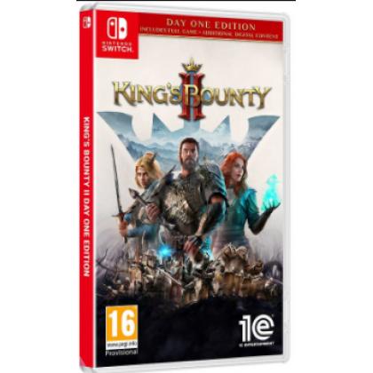**PRE-ORDER** Kings Bounty II for Nintendo Switch (ASIA-ENG/CHI) *ETA 24 August 2021*