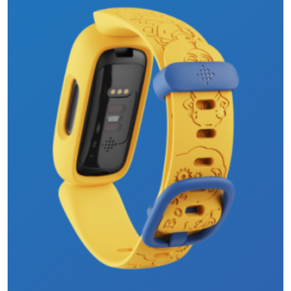 **PRE-ORDER** DEPOSIT RM50* Fitbit Ace 3 x Minions Special Edition, Fitness Activity Tracker Smart Watches For Kids Aged 6+