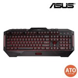 ASUS Cerberus LED Backlit USB Gaming Keyboard